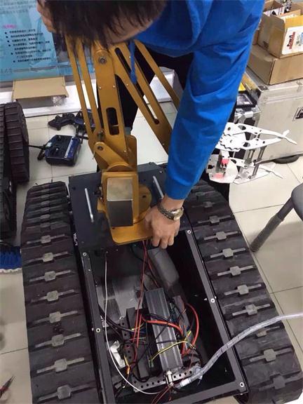 机器人动力电池